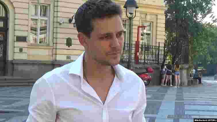 Сербському актору, який отримував нагороду від Путіна, заборонили в'їзд в Україну