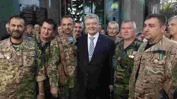 Порошенко проігнорував офіційні заходи з нагоди Дня Незалежності України