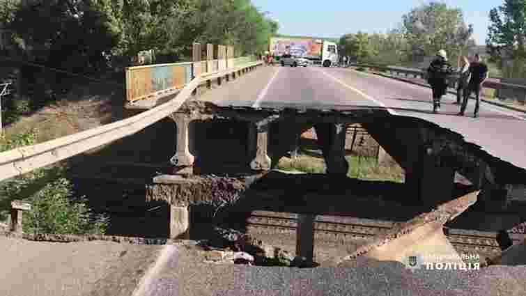 Міст, що обвалився в Харкові, вже півтора роки був у аварійному стані