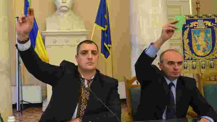 Нардеп закликав керівників Львівської облради подати у відставку