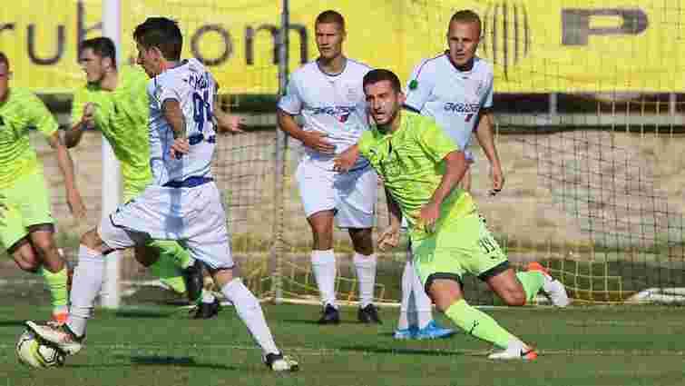 У Львові «Рух» переміг «Миколаїв» та піднявся на третє місце Першої ліги