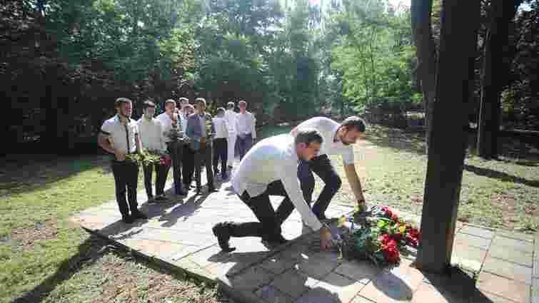 У 80-ту річницю початку Другої світової війни у Львові вшанували жертв концтабору «Шталаг-328»