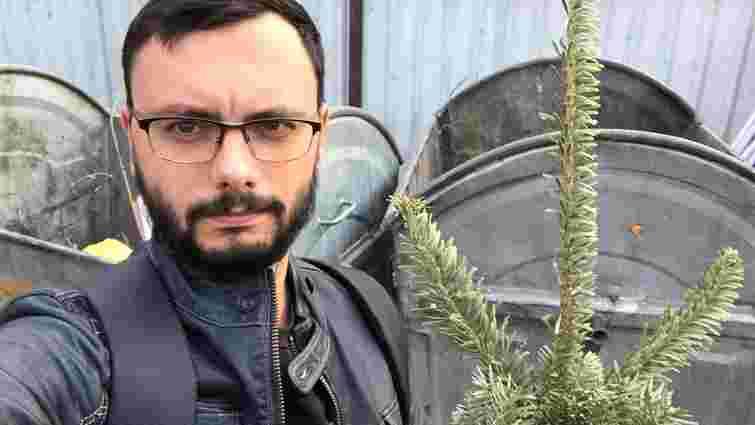 Головред вінницького сайту заявив про напад прихильників Анатолія Шарія