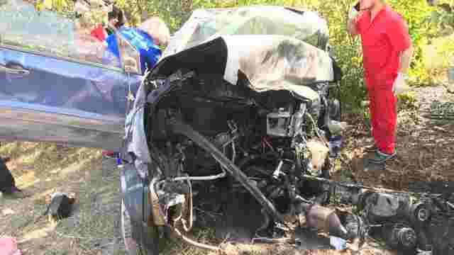 У Кривому Розі в автомобільній аварії загинули троє людей