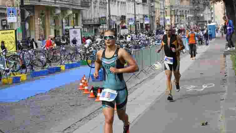У неділю через змагання з триатлону у Львові обмежуватимуть рух транспорту