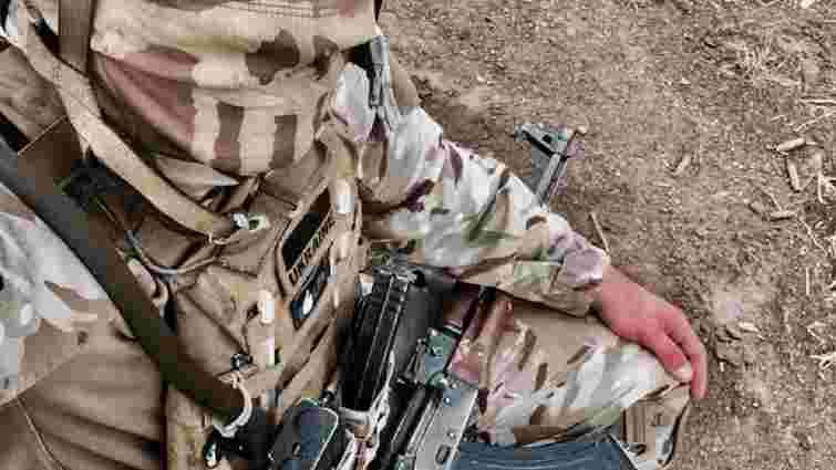На Донбасі від кулі російського снайпера загинув 26-річний боєць полку «Азов»