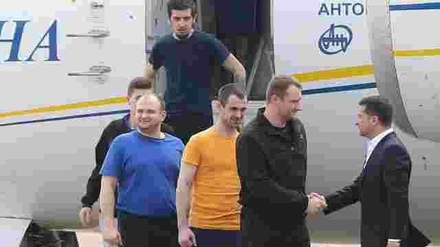 До України повернулися 35 полонених з РФ
