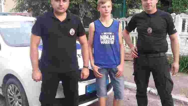 На Львівщині знайшли 15-річного хлопця, який вже не вперше втік від прийомних батьків