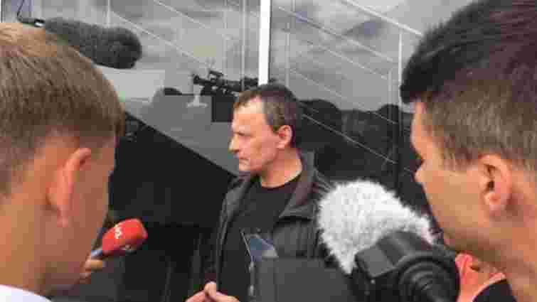 Звільнений з полону Микола Карпюк розповів про катування у російській в'язниці