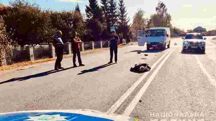 Брат мера Івано-Франківська на смерть збив чоловіка на пішохідному переході
