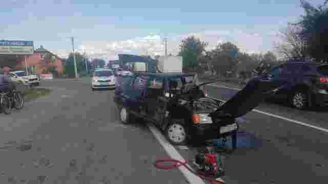 На трасі Київ-Чоп у Стрийському районі внаслідок ДТП загинув водій Таврії