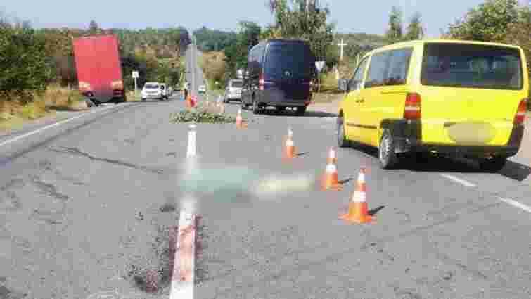 На Івано-Франківщині 46-річний водій з Львівщини на смерть збив пішохода