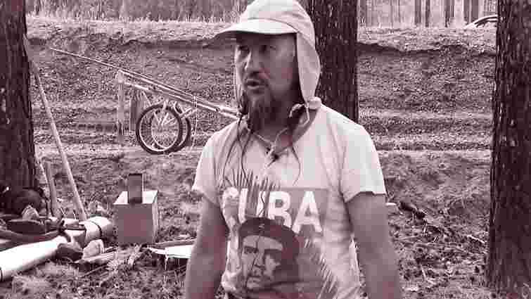 Воїн-шаман йде виганяти Путіна