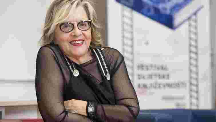 Гостею львівського конгресу культури стане видатна хорватська письменниця Славенка Дракуліч