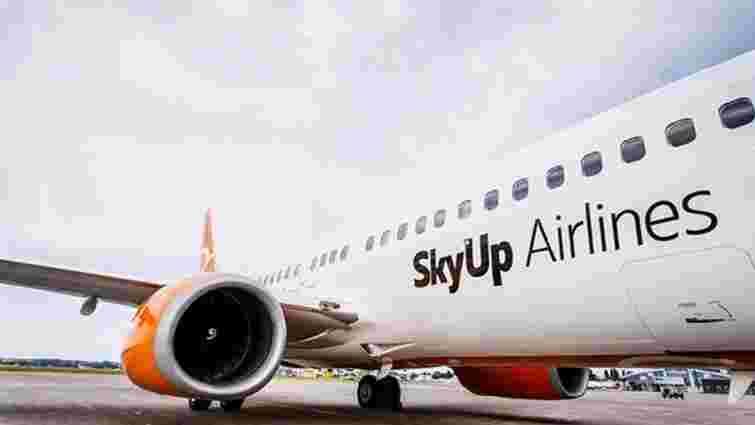 SkyUp запускає регулярні авіарейси зі Львова в ОАЕ