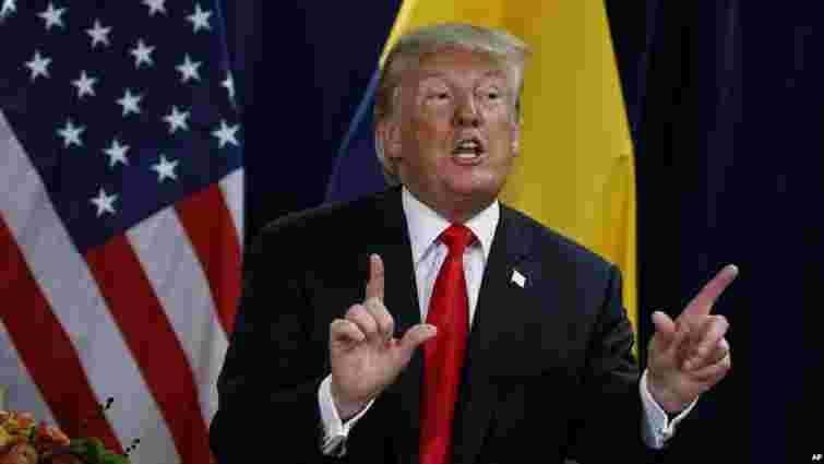 Президент США розблокував виділення грошей на військову допомогу Україні