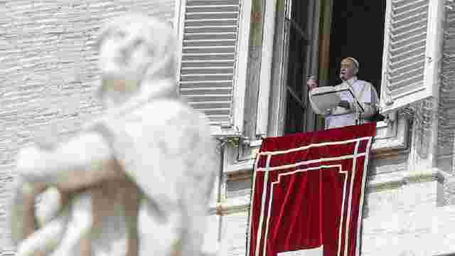 Папа Римський привітав обмін полоненими між Україною і Росією