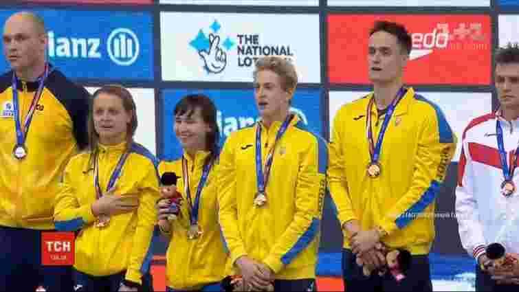 Українські паралімпійці здобули 55 медалей  на чемпіонаті світу з плавання