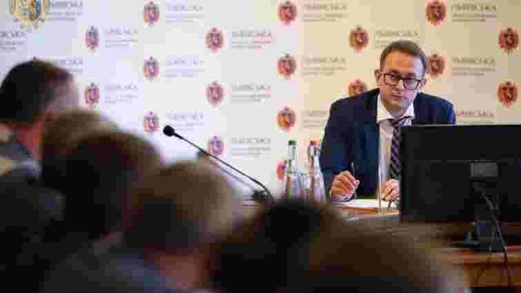 На 20 посад голів РДА на Львівщині зголосилися 570 кандидатів