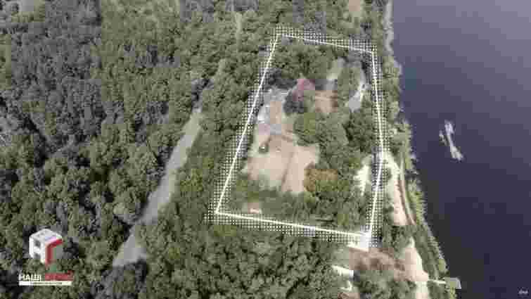 Охоронці Медведчука незаконно облаштували тренувальний табір на Трухановому острові