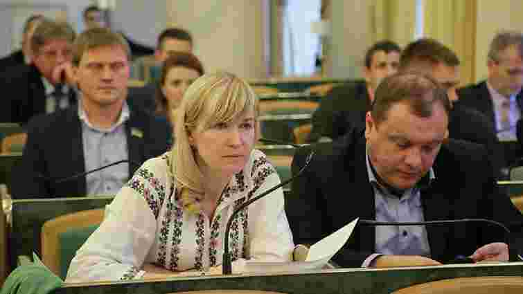 «Самопоміч» не визначилась з голосуванням про звільнення заступників голови ЛОР