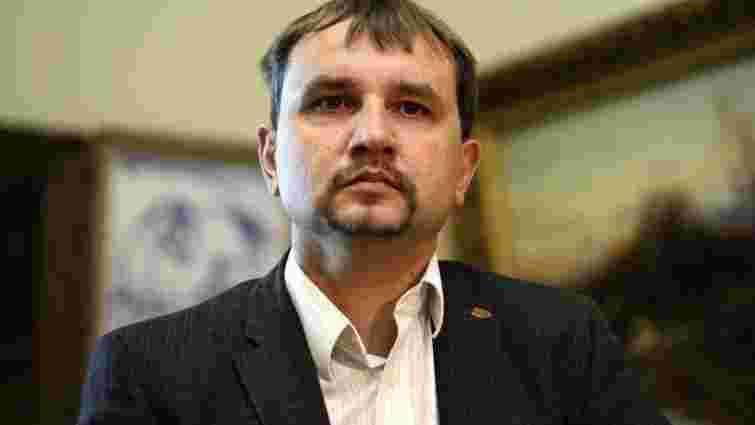 Володимира В'ятровича звільнили з посади голови Інституту національної пам'яті