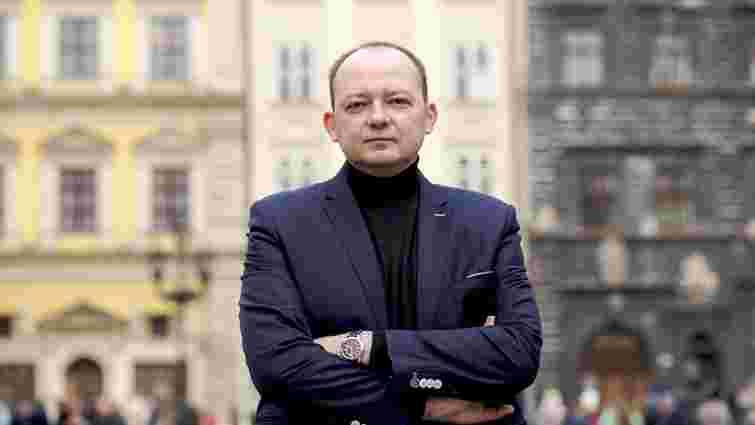 Любомир Зубач став новим заступником Садового з містобудування