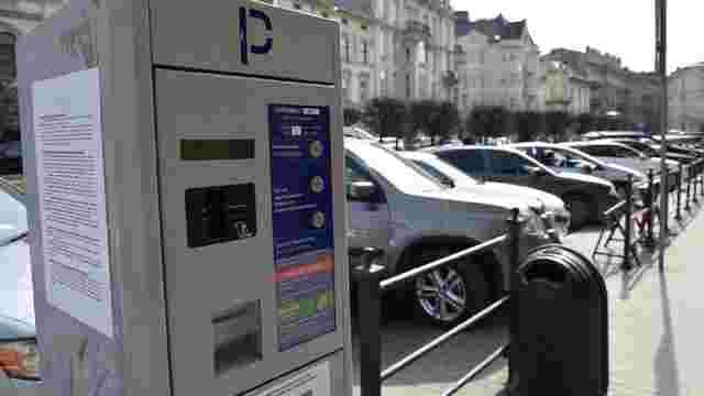 Депутати не підтримали ініціативу про безкоштовне паркування для мешканців Львова
