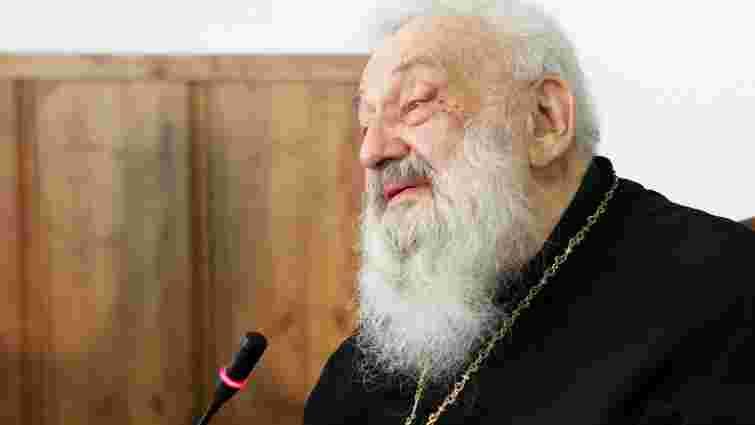 Проспект космонавта Комарова у Києві перейменують  на честь Любомира Гузара