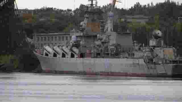 Керівник «Укроборонпрому» хоче продати недобудований ракетний крейсер «Україна»