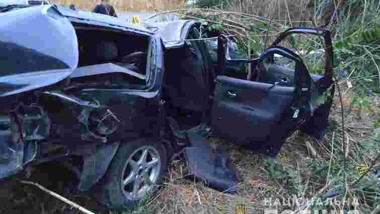 У ДТП на Хмельниччині загинули четверо людей