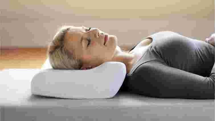 Як вибрати ортопедичну подушку