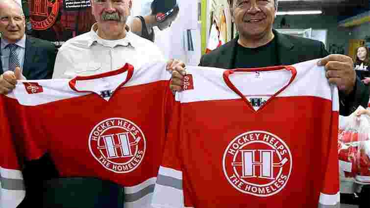 Канадські зірки НХЛ українського походження отримають нагороди у Львові