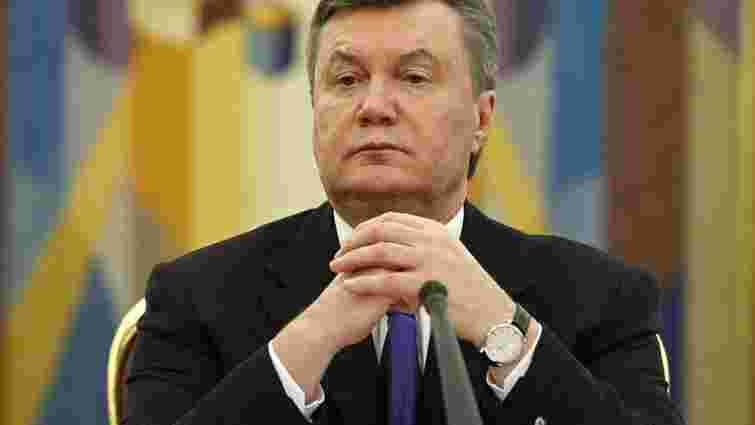 Суд запропонував  Януковичу приїхати в Україну 30 вересня