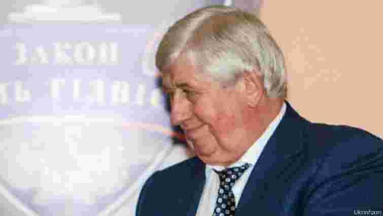 Віктор Шокін хоче поновитися на посаді генпрокурора через суд