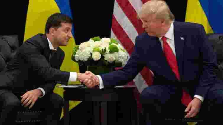 У США оприлюднили скаргу інформатора на розмову між Трампом і Зеленським