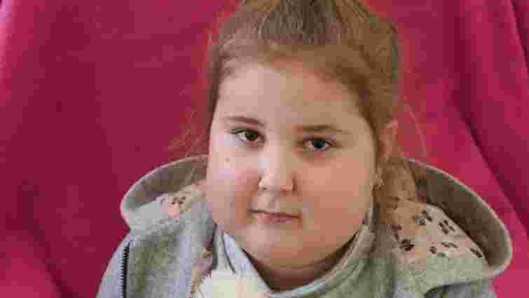 Небайдужість людей допомогла 9-річній дівчинці з Нового Роздолу одужати