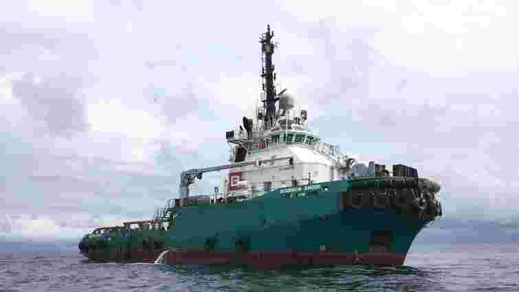 В Атлантичному океані затонуло судно з українцями на борту