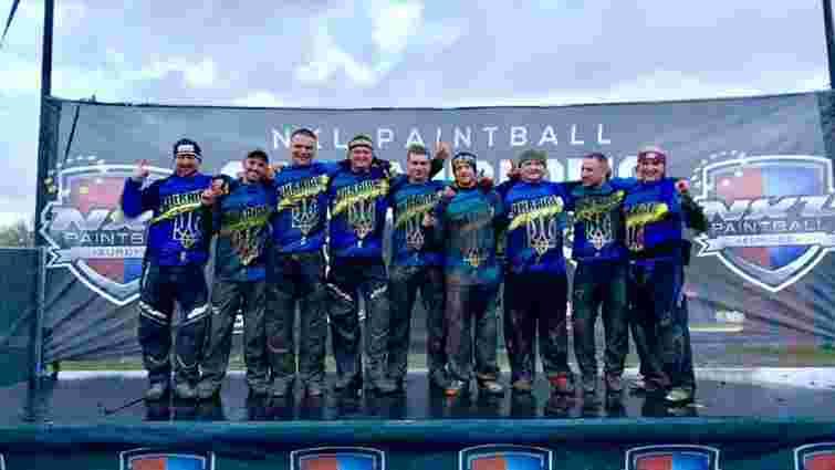 Вперше в історії збірна України перемогла на чемпіонаті світу з пейнтболу
