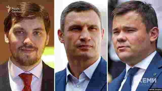 Кличко подав до суду на Богдана і Гончарука через звільнення його з посади голови КМДА