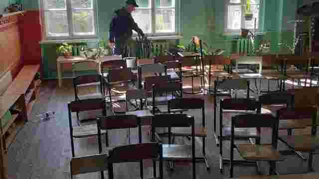 13-річний учень новороздільської школи повідомив про замінування навчального закладу