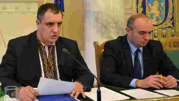 Заступник голови Львівської облради заявив у поліцію про кримінал під час спроби його відставки