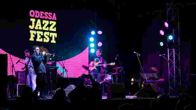 Коктейль з вишуканої музики та напоїв – в Україні відбувся ХІХ фестиваль Odessa JazzFest