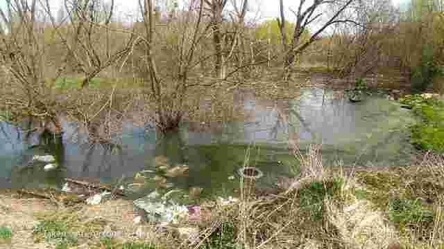 У Львові рятувальники допомогли чоловікові вибратися з заболоченої водойми Скнилівського парку