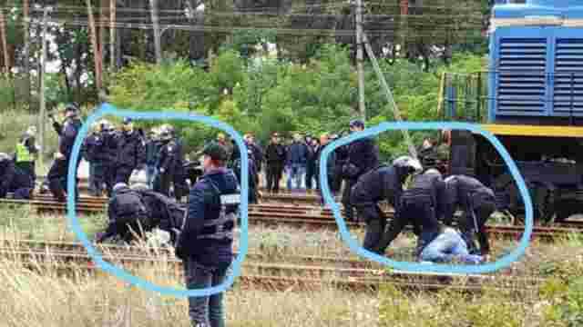 Поліція спростувала повідомлення про насильницьку смерть активіста у Соснівці