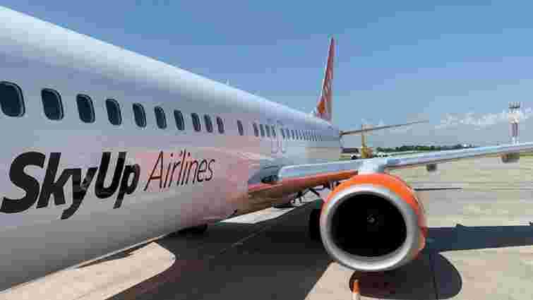 SkyUp почне літати зі Львова у Париж з листопада