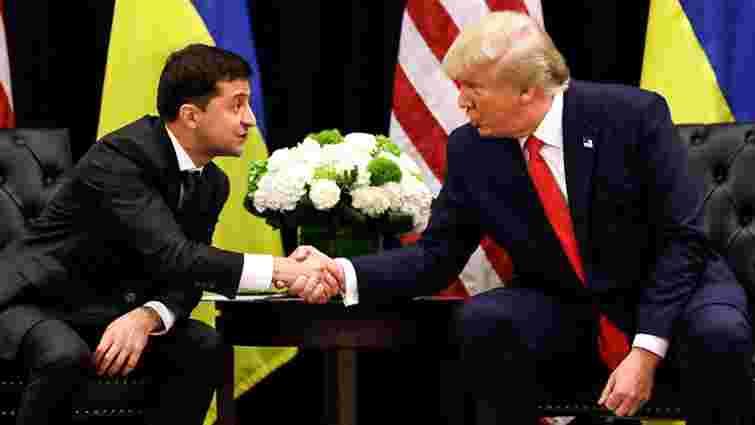 У США оприлюднили листування про тиск дипломатів на Володимира Зеленського