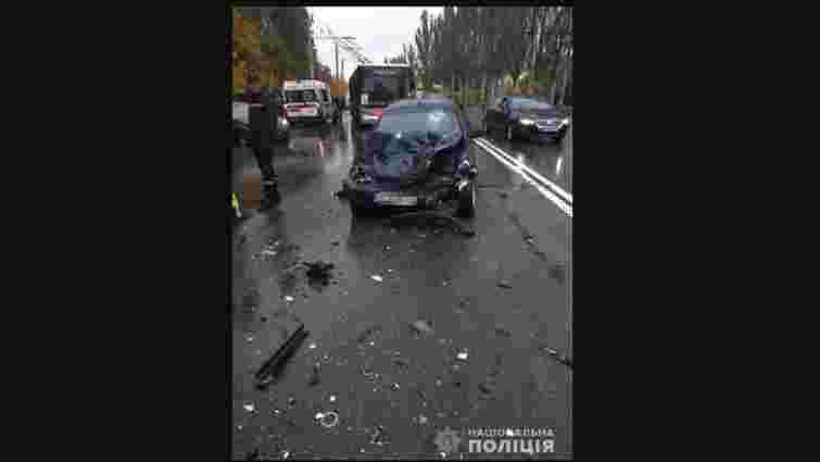 В Запоріжжі 15-річний підліток на батьківському авто влаштував смертельну ДТП