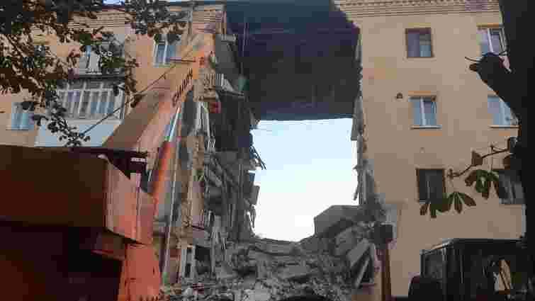 Експертиза визнала непридатним для проживання зруйнований будинок у Дрогобичі