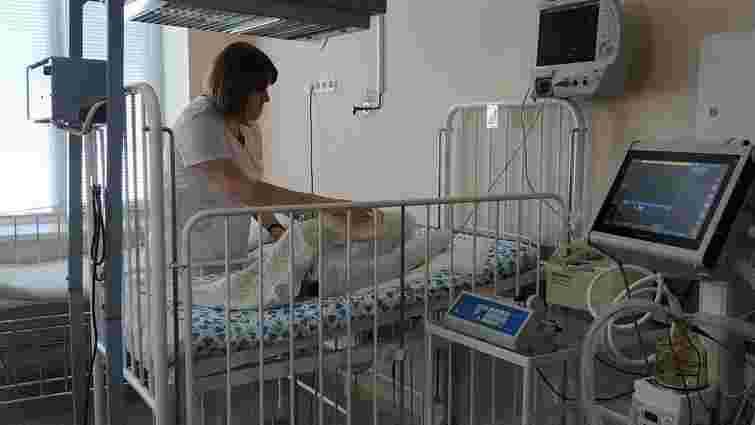 Сіамські близнюки в Чернівцях померли через тиждень після народження